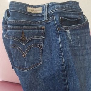 Bootcut Low Rise Levi's